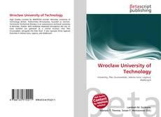 Обложка Wrocław University of Technology