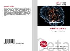 Bookcover of Alfonso Vallejo