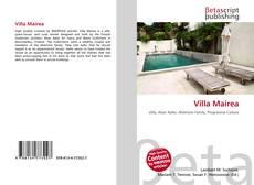 Buchcover von Villa Mairea