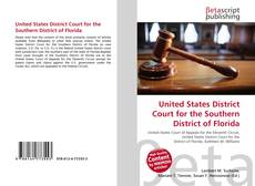 Обложка United States District Court for the Southern District of Florida