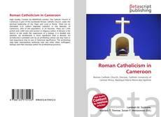 Buchcover von Roman Catholicism in Cameroon