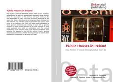 Buchcover von Public Houses in Ireland