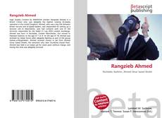 Couverture de Rangzieb Ahmed