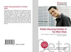 Public Housing Estates in Tsz Wan Shan的封面