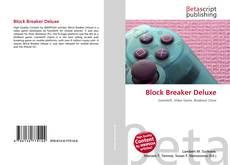 Buchcover von Block Breaker Deluxe