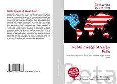 Bookcover of Public Image of Sarah Palin