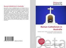Bookcover of Roman Catholicism in Australia
