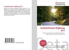 Buchcover von Saskatchewan Highway 911