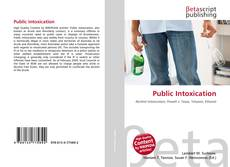 Bookcover of Public Intoxication
