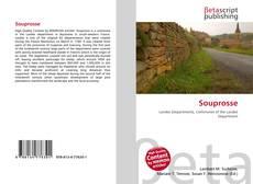 Buchcover von Souprosse