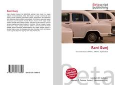 Bookcover of Rani Gunj
