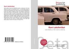 Обложка Rani Lakshmibai
