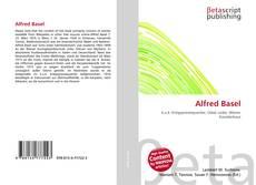 Buchcover von Alfred Basel
