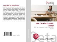 Copertina di Rani Laxmi Bai Public School