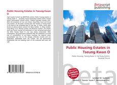 Portada del libro de Public Housing Estates in Tseung Kwan O