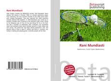 Bookcover of Rani Mundiasti