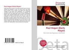 Bookcover of Paul Hogan (Darts Player)