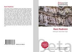 Bookcover of Rani Padmini