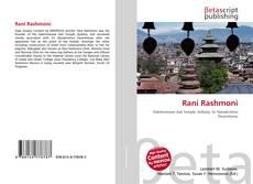 Обложка Rani Rashmoni