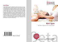 Bookcover of Rani Spas
