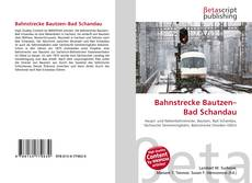 Bookcover of Bahnstrecke Bautzen–Bad Schandau