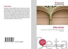 Bookcover of Villa Giulia