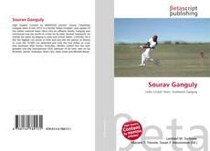 Buchcover von Sourav Ganguly