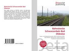 Portada del libro de Bahnstrecke Schwarzenbek–Bad Oldesloe