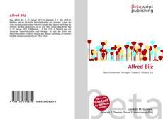 Buchcover von Alfred Bilz
