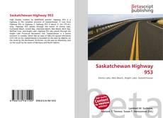 Copertina di Saskatchewan Highway 953