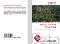 Portada del libro de Wrząca, Masovian Voivodeship