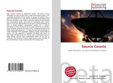 Portada del libro de Source Counts