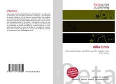 Buchcover von Villa Emo