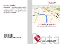 Copertina di Villa Elisa, Entre Ríos