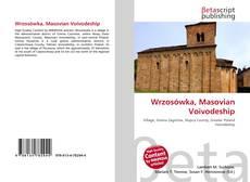 Portada del libro de Wrzosówka, Masovian Voivodeship
