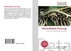 Bookcover of Alfred Blalock (Chirurg)