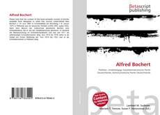 Buchcover von Alfred Bochert