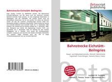 Buchcover von Bahnstrecke Eichstätt–Beilngries