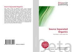 Borítókép a  Source Separated Organics - hoz