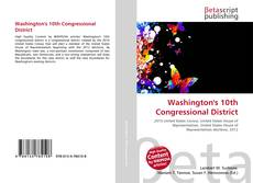 Bookcover of Washington's 10th Congressional District