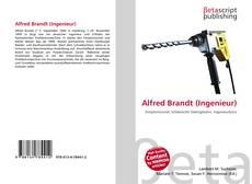 Bookcover of Alfred Brandt (Ingenieur)