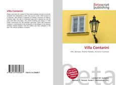 Couverture de Villa Contarini