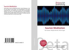 Buchcover von Saurian Meditation
