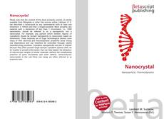 Bookcover of Nanocrystal