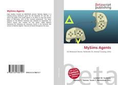 Capa do livro de MySims Agents