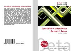 Bookcover of Sourcefire Vulnerability Research Team