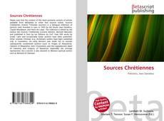 Обложка Sources Chrétiennes