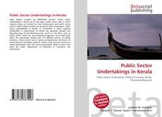 Bookcover of Public Sector Undertakings in Kerala