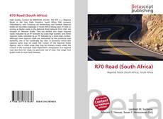 Buchcover von R70 Road (South Africa)