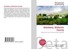 Couverture de Wszebory, Wołomin County